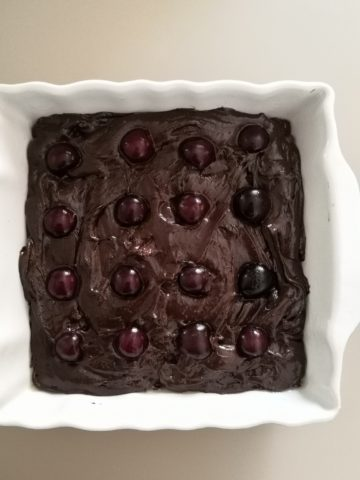Passo 4 di Brownies alle ciliegie Bimby